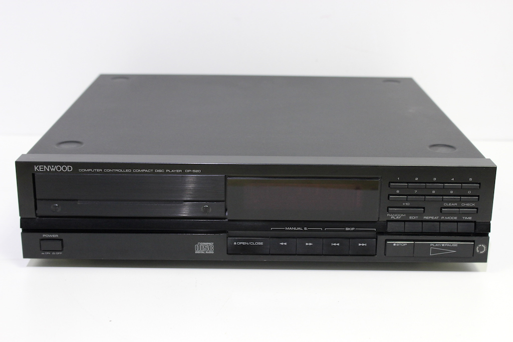 PLATINE CD KENWOOD DP-520