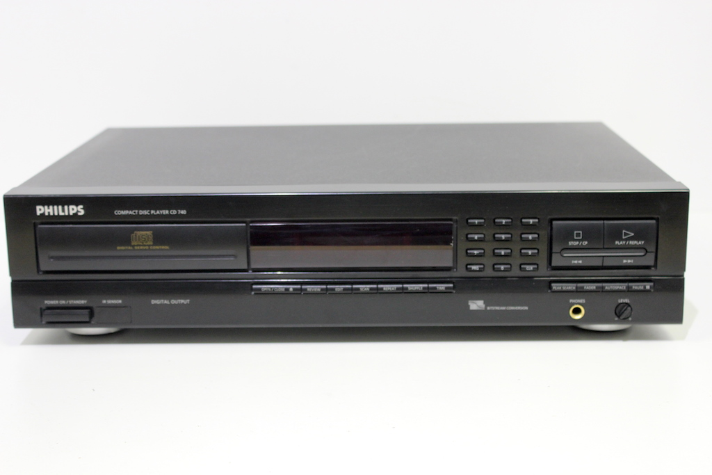 PLATINE CD PHILIPS CD-740