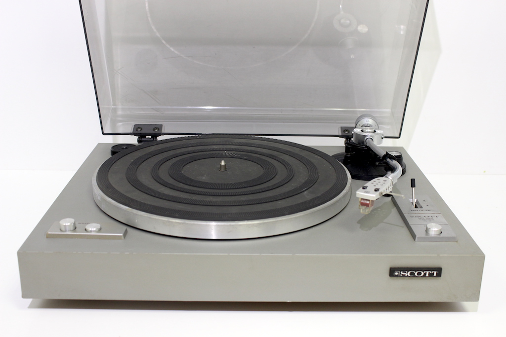 PLATINE VINYLE SCOTT PS-17