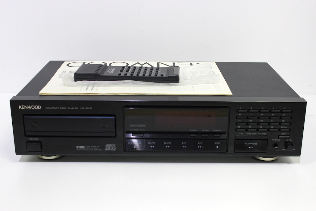 PLATINE CD KENWOOD DP-3010