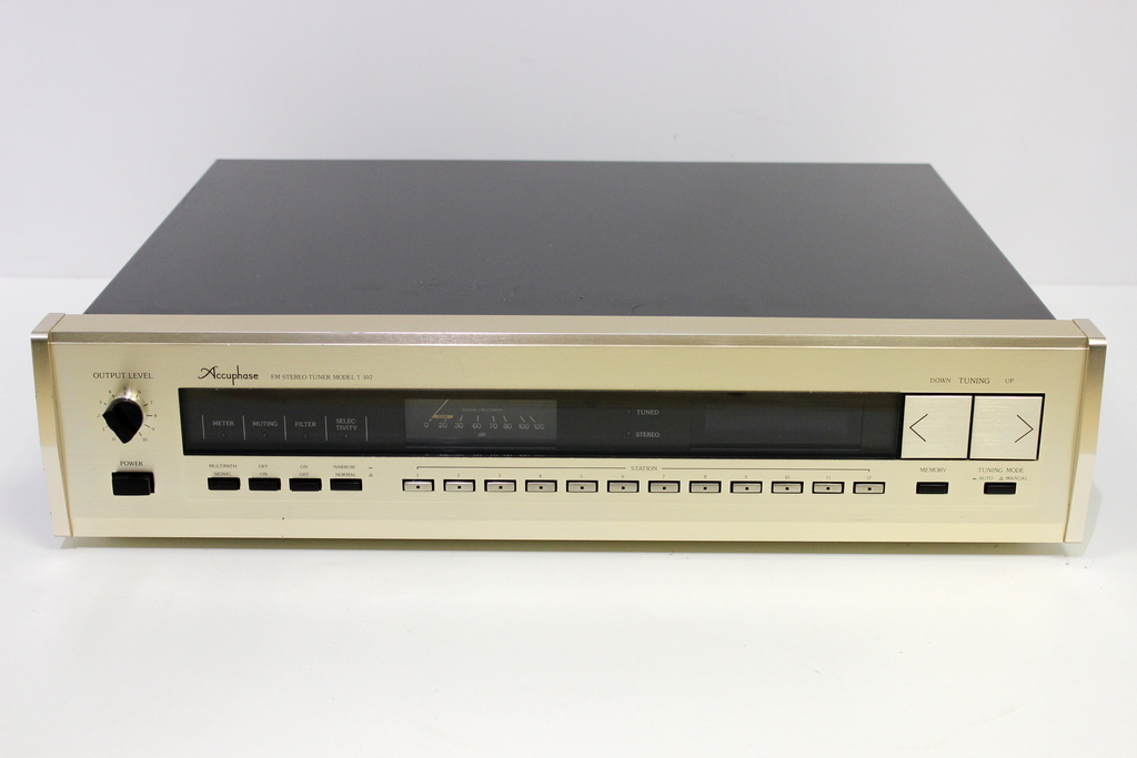 TUNER ACCUPHASE T-107